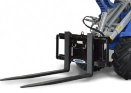 Multione-pallet-fork-with-side-shift-for mini loader