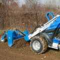 Multione-power-rake for mini loaders