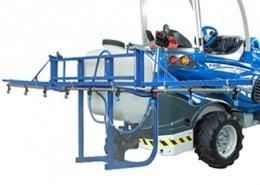 Multione-sprayer-for mini loader
