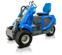 3WD Mini Articulated Loader