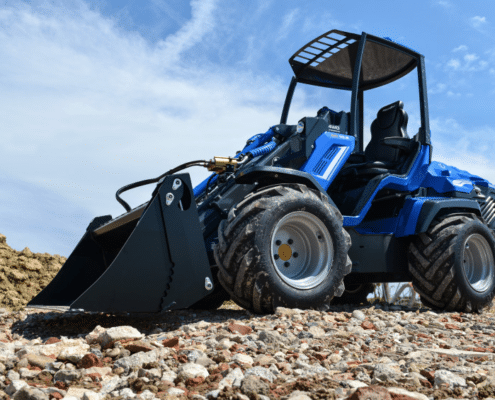 The Alternative Skid Steer