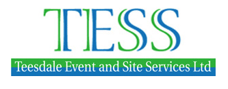 Teesdale Event and Site Services Ltd Logo